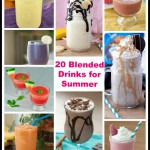 20 Blended Drinks for Summer
