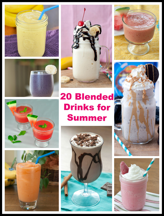 How To Make Frozen Coffee Drinks In A Blender