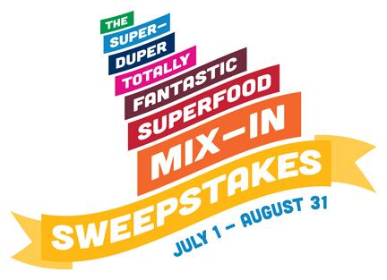 Friendship Dairies Super Duper Sweepstakes
