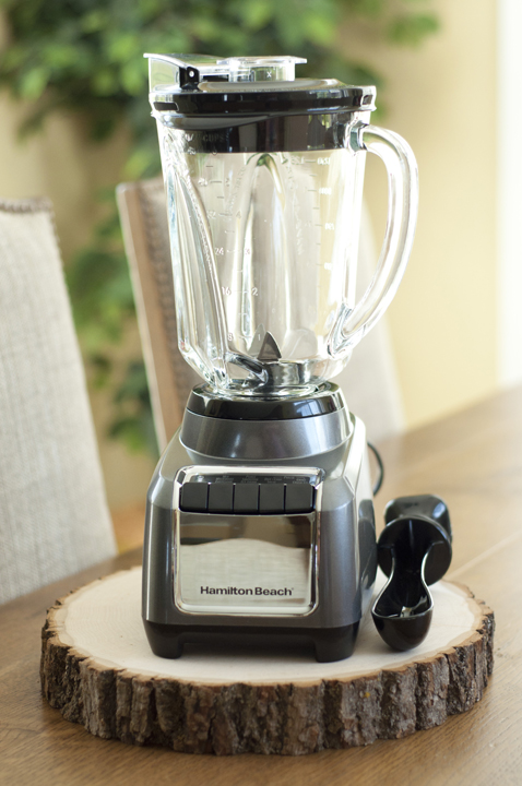 Hamilton Beach Wave-Action Blender Review and Giveaway