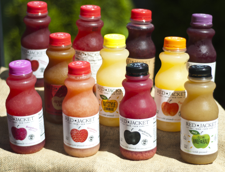 Red Jacket Orchards Cold Pressed Juices Review and Giveaway