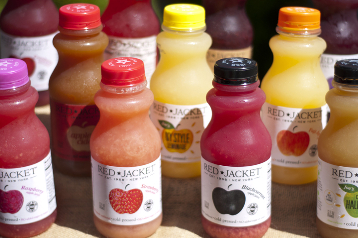 Red Jacket Orchards fresh, natural juice giveaway.