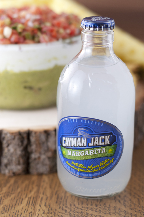 Cayman Jack hand-crafted margarita made from all-natural ingredients.