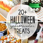 A collection of the Best Halloween treats and desserts that you will love! These recipes would all be perfect for your Halloween party or fun things to make with your kids.