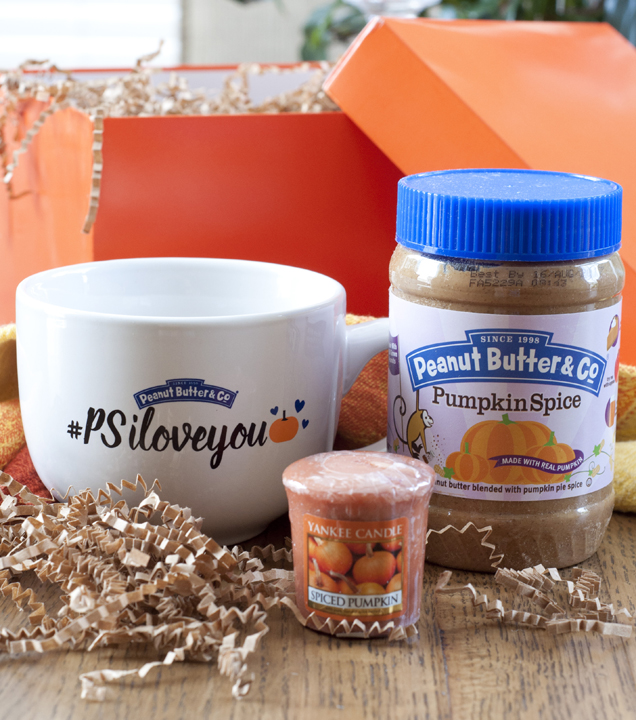 Pumpkin Spice Peanut Butter Review and Giveway