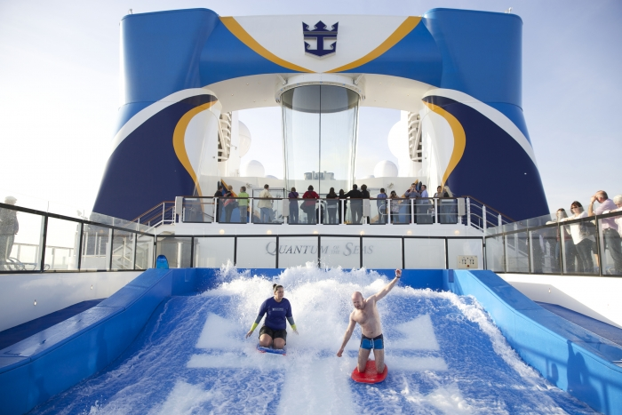FlowRider, Anthem of the Seas.