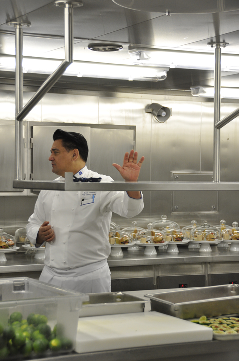Culinary Tour, Anthem of the Seas