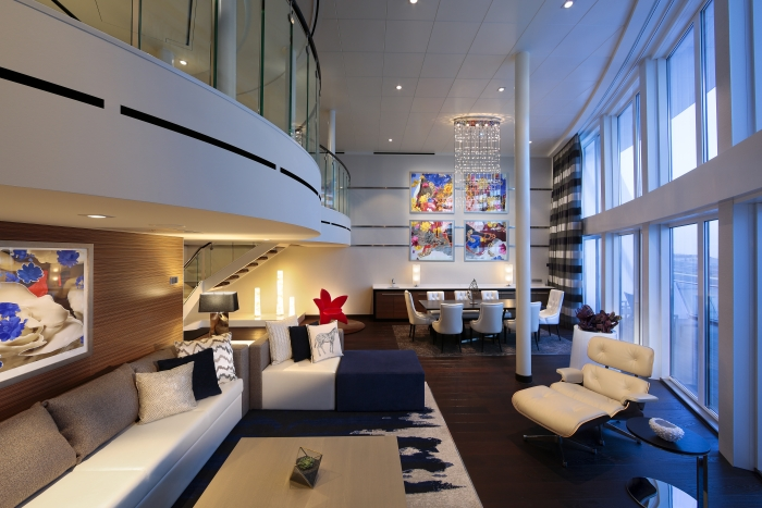 Royal Loft Suite, Anthem of the Seas