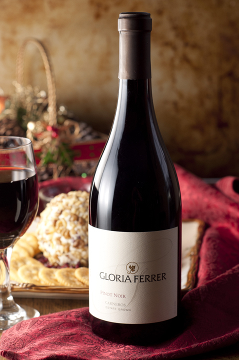 Gloria Ferrer 2012 Carneros Pinot Noir red wine