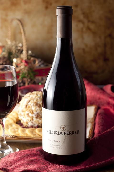 Gloria Ferrer 2012 Carneros Pinot Noir red wine