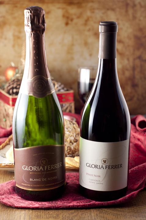 Gloria Ferrer Blanc De Noirs Sparkling Wine
