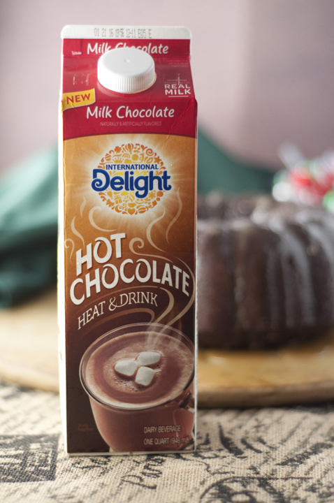 International Delight Hot Chocolate Drink