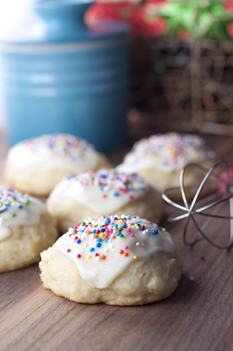 Italian Ricotta Cookies recipe are incredibly soft with a tender texture, delicious, and absolutely perfect for any holiday, not just for Christmas. They will be a new favorite holiday tradition and everyone will ask you for the recipe!