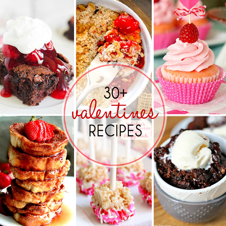 30 Valentine S Day Dessert Recipes Wishes And Dishes