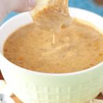 Crock Pot Chili Queso Dip