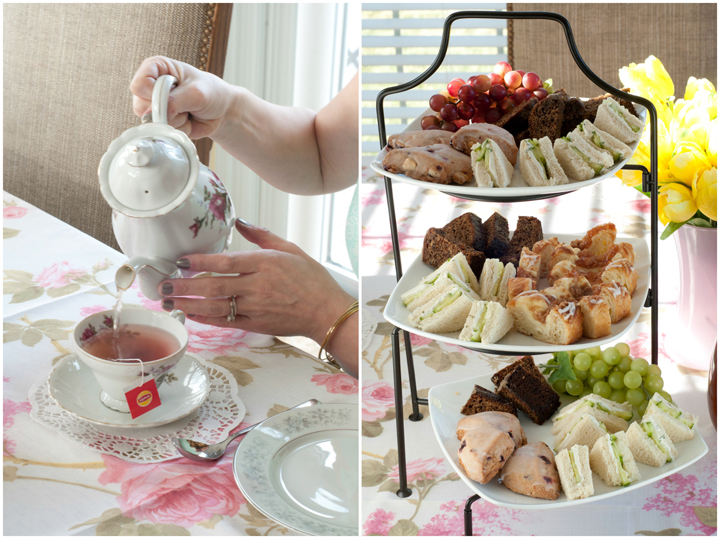 Best tips on how to throw an afternoon tea party for adults.