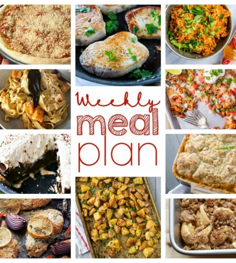Need dinner ideas? We are here to help you out with plenty of great ideas for dinner, side dishes, and sweets for the week!