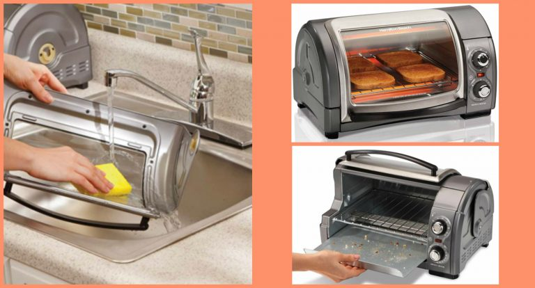 Hamilton Beach Toaster Oven Review and Giveaway