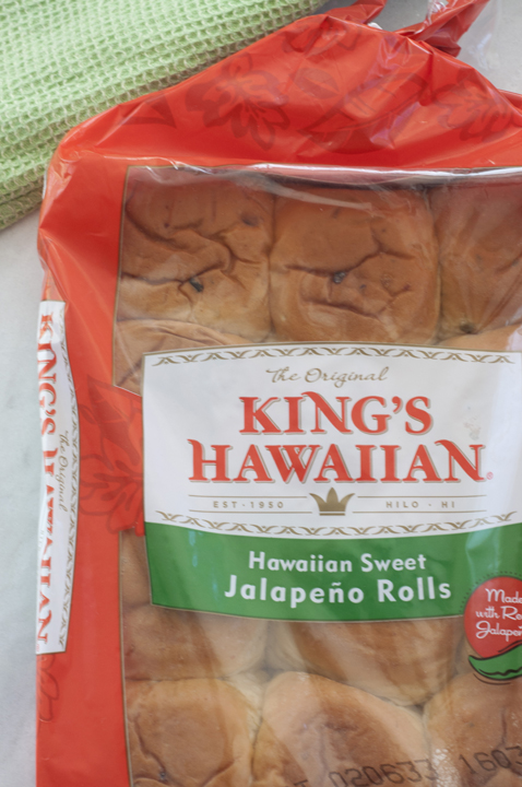 King's Hawaiian New Jalapeno Rolls