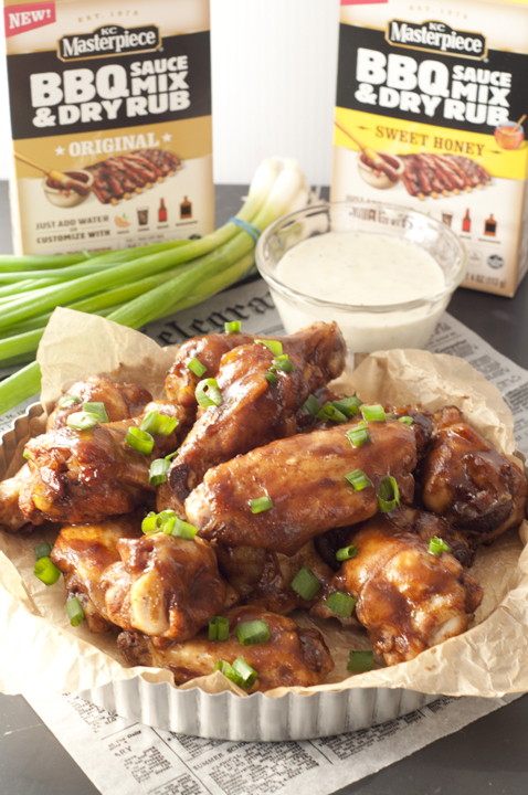 This recipe for Slow Cooker or Crock Pot Hard Cider BBQ Chicken Wings is packed full of flavor and the easiest, most effortless party appetizer, holiday food, or dinner you can possibly make!