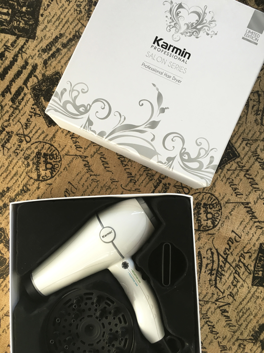 Karmin Salon Series Ultralight Professional Ionic Hair Dryer Review