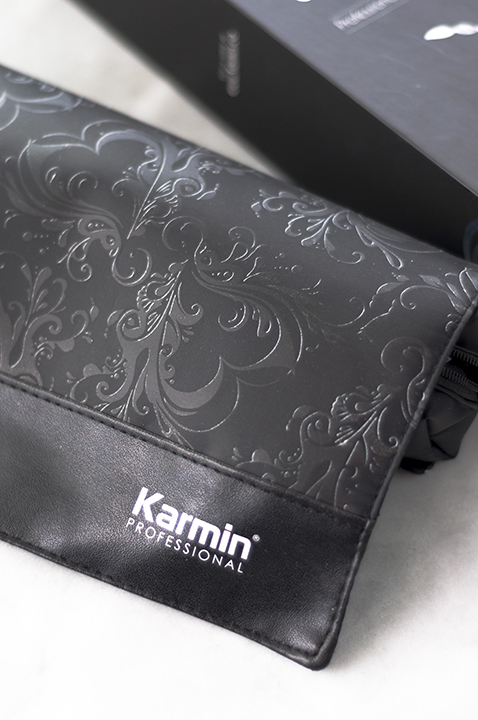On this edition of Friday Faves, I give you my product review of a favorite curling wand or iron – Karmin G3 Salon Pro.