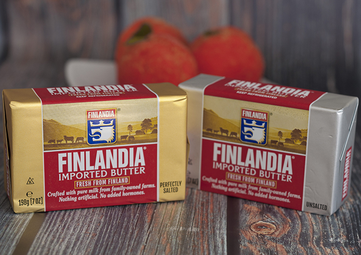 Finlandia Imported Butter Photo