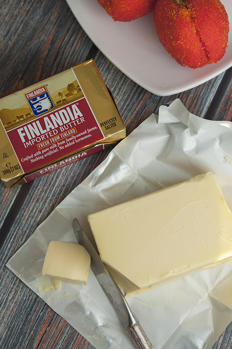 Finlandia Imported Salted Butter Photo