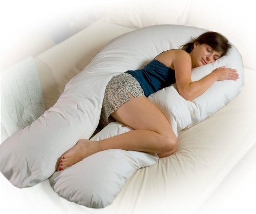 Comfort U Total Body Pillow Holiday Gift
