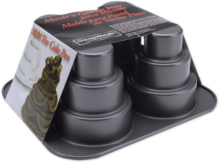Mini Multi Tier Cake Pan Photo