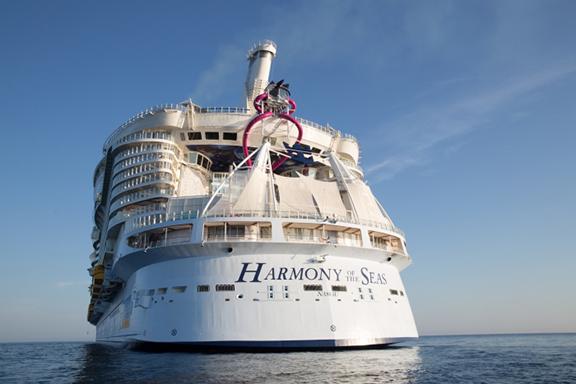 Harmony of the Seas, Royal Caribbean cruise ship