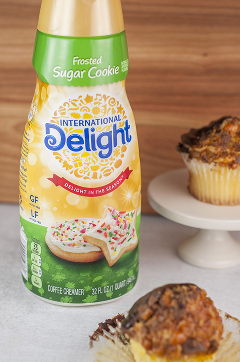 International Delight Seasonal Flavor Frosted Sugar Cookie Coffee Creamer.