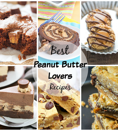 Get ready for the Best Peanut Butter Lovers Recipes in the world! If you have a love for peanut butter, like I do, these sweet and savory recipes will do the trick!