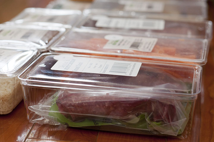 With Terra's Kitchen, they send you all of the super fresh ingredients and your amazing meals will be ready in 30 minutes or less!