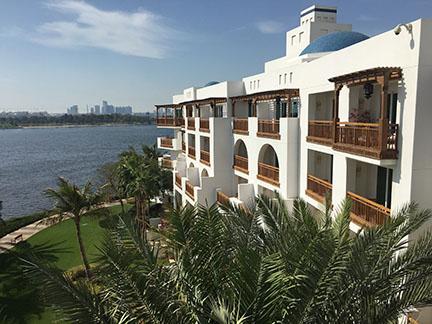 Park Hyatt Dubai, United Arab Emirates.