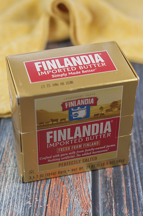 Finlandia Premium Imported Salted Butter