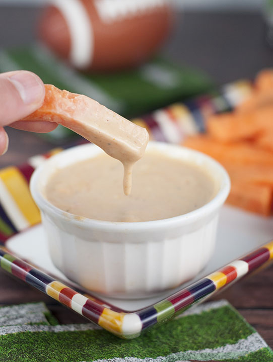 Southern Mississippi Comeback Sauce is the perfect versatile dipping sauce recipe for french fries, hot dogs, burgers, as a salad dressing and more! Great for a BBQ or cookout!