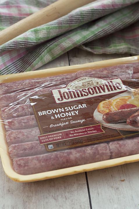 Johnsonville Brown Sugar and Honey Breakfast Sausage