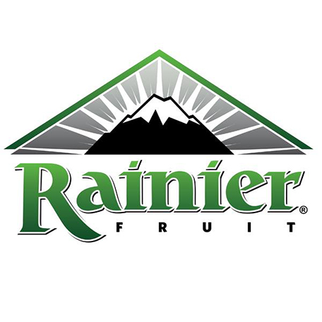 Rainier Fruit Logo