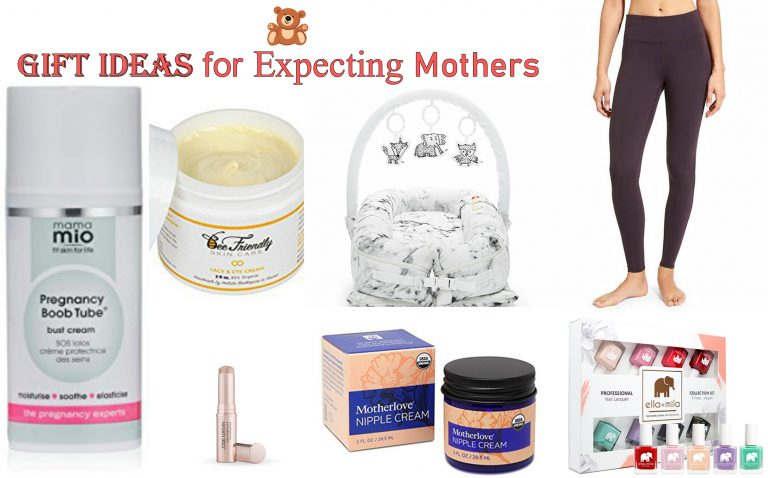 Great Gift Ideas for Expecting Mothers if you're searching for that special gift for the mother-to-be in your life! These are some fun gifts for almost every pregnant girl!