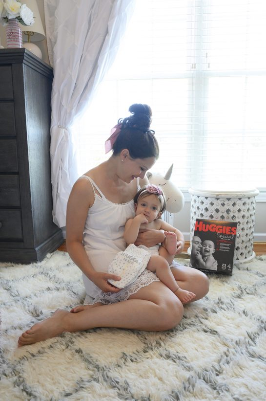 Huggies No Baby Unhugged Program is a good cause that makes donations to families in need who struggle to provide diapers for their babies and children in the U.S.!