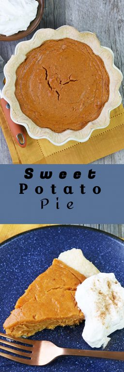 It is totally worth the effort to learn how to make sweet potato pie! My sweet potato pie recipe is easy and delicious. Anyone can make this tasty pie, the process is easy! Everyone will be impressed with this homemade and indulgent recipe for sweet potato pie.