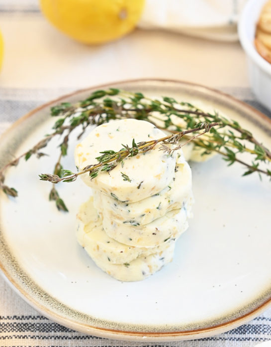 This compound butter is also great on other meat dishes, potatoes, bread, or whatever you want to use it on to add flavor. I