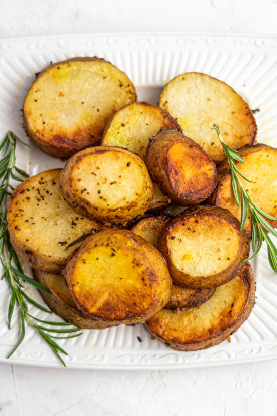 Easy Melting Potatoes recipe might just become your new go-to side dish for the holidays!